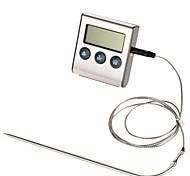 abordables -ts-bn50 numérique four thermomètre cuisine cuisson des aliments de la viande barbecue sonde thermomètre avec minuterie eau température du lait outil de cuisson