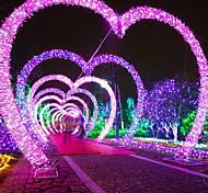 economico -20m Fili luminosi 200 LED 1pc Bianco caldo Blu Multicolore Decorativo 220-240 V
