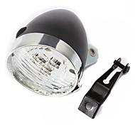 economico -LED Luci bici Luce frontale per bici LED Bicicletta Ciclismo Impermeabile Regolabili Duraturo AAA 150 lm 3 batterie AAA Bianco Ciclismo / IPX 6