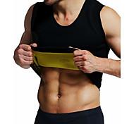 economico -Gilet Gilet d'allenamento Canotta in neoprene Gli sport neoprene Allenamento in palestra Esercizi di fitness Allenarsi Elastico Potenziamento muscoli Allenamento muscolare per il peso corporeo