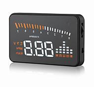 economico -display tachimetro gps interfaccia obd2 x5 3 parabrezza progetto automobile digitale tachimetro