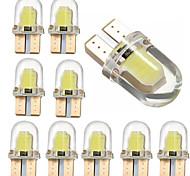 abordables -10pcs LED Intégré Moto Ampoules électriques 3 W LED Lumière de Plaque d'Immatriculation Pour Universel Toutes les Années