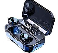 economico -LX-G02 Auricolari wireless Cuffie TWS Senza filo Dotato di microfono Con la scatola di ricarica Accoppiamento automatico per Apple Samsung Huawei Xiaomi MI Sport Fitness Cellulare Auricolari