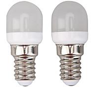 economico -2pcs 2 W Lampadine globo LED 300 lm E14 8 Perline LED SMD 2835 Bianco caldo Bianco 220-240 V