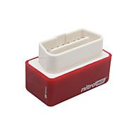 economico -nuovo plug nitro box nitroobd2 diesel auto e drive interfaccia nitro obd2 più potenza e più coppia singolo pcb