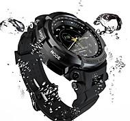 abordables -MK28 Smartwatch Montre Connectée pour Android iOS Samsung Apple Xiaomi IP68 Niveau imperméable Imperméable Sportif Elégant Informations Minuterie Chronomètre Podomètre Rappel d'Appel Moniteur