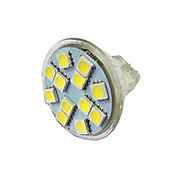 abordables -1pc 1.5 W Spot LED 100 lm MR11 12 Perles LED SMD 5050
