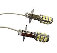 economico -Auto LED Luce antinebbia H3 Lampadine 50 W Per Universali Tutti i modelli Tutti gli anni 2 pezzi