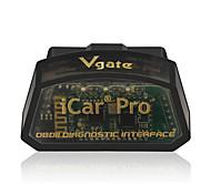 abordables -Scanner vgate icar pro bluetooth 4.0 / wifi obd2 pour outil de diagnostic de voiture android / ios elm327 v2.1 lecteur de code bluetooth icar pro
