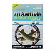abordables -Ligne pour pêche à la mouche Ligne de Pêche Titane 100LB 75lb 65lb / Pêche en mer / Pêche à la mouche / 55lb / 38LB / 18LB