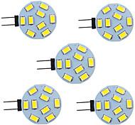 economico -5 pezzi 2 W Luci LED Bi-pin 280 lm G4 9 Perline LED SMD 5730 9-30 V