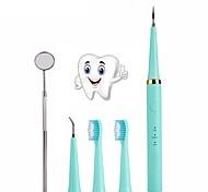 abordables -kit de nettoyage des dents blanchiment des dents nettoyage taches détachant grattoir miroir dentaire brosse à dents vibrante haute fréquence