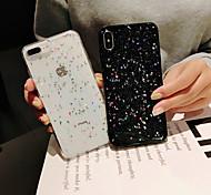 economico -telefono Custodia Per Apple Per retro iPhone XR iPhone XS iPhone XS Max iPhone X iPhone 8 Plus iPhone 8 iPhone 7 Plus iPhone 7 iPhone 6s Plus iPhone 6s Ultra sottile Cielo TPU