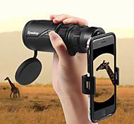 economico -Eyeskey 8-24 X 42 mm Monocolo Telecamera Visione notturna Rivestimento multi-resistente 78.6-40.1 m Multi-rivestimento totale BaK4 Escursionismo Attività all'aperto Caccia e pesca Gomma in silicone