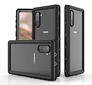 economico -telefono Custodia Per Samsung Galaxy Integrale Nota 9 Nota 8 Galaxy Note 10 Impermeabile Resistente agli urti Resistente all'acqua Tinta unica TPU