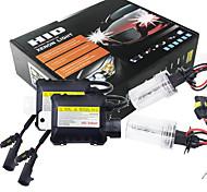 abordables -2pcs / set 55w h11 / h8 / h9 caché kit de conversion des ampoules de phare au xénon 3000-12000k pour kit de voiture typebulb * 2 temperature temperature6000k / 10000k