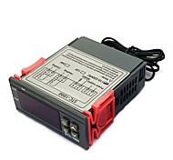 abordables -régulateur de température numérique thermostat thermorégulateur incubateur relais led chauffage refroidissement stc-1000 stc 1000 12v 24v 220v