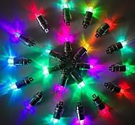 abordables -6pcs Ampoules LED ballon lumières mini lampes de ballon lumineux pour la lanterne de papier bar décoration de fête de mariage de noël