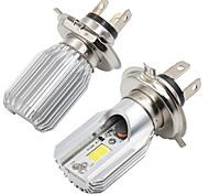 economico -Motocicletta LED Luce antinebbia / Lampada frontale H4 / BA20D Lampadine COB Per Moto Tutti gli anni 1 pz