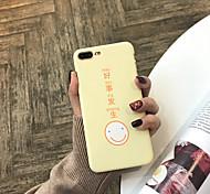 economico -telefono Custodia Per Apple Per retro iPhone XR iPhone XS iPhone XS Max iPhone X iPhone 8 Plus iPhone 8 iPhone 7 Plus iPhone 7 iPhone 6s Plus iPhone 6s A prova di sporco Fantasia / disegno Cartoni