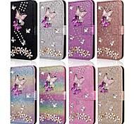 economico -telefono Custodia Per Samsung Galaxy Integrale Custodia in pelle Porta carte di credito S20 Plus S20 Ultra S20 S10 S10 + A10 A30 A50 A20 A40 A portafoglio Porta-carte di credito Resistente agli urti