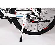 abordables -Béquille de Vélo Portable Kit de réparation Ajustable / Réglable Antidérapant Durable Pour Vélo de Route Cyclisme Métal Noir Blanche 1 pcs