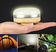 abordables -Lanternes & Lampes de tente Eclairage d'Urgence 230 lm LED LED 2 Émetteurs 5 Mode d'Eclairage avec Piles Portable Ajustable Design nouveau Camping / Randonnée / Spéléologie Usage quotidien Jaune