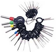 economico -26 pz auto spina circuito cablaggio cablaggio terminale pick pick connettore pin a crimpare ago posteriore rimuovere strumento