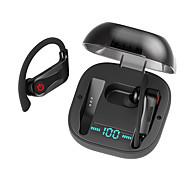 economico -LITBest LX-Q62 Auricolari wireless Cuffie TWS Senza filo Dotato di microfono Con la scatola di ricarica per Apple Samsung Huawei Xiaomi MI Auricolari