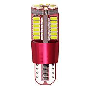 abordables -t10 3014 pas d'erreur voiture marqueur feu de stationnement lampe 57 smd ampoule de coin de moteur