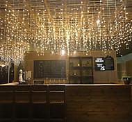 economico -luci stringa led 3x0.5m luci stringa 96 led 4 pezzi bianco caldo rgb bianco creativo partito decorativo 220-240 v 110-120 v
