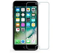 abordables -Protection Ecran Apple Verre Trempé iPhone 8 Plus iPhone 8 iPhone 7 Plus iPhone 7 iPhone 6s Plus 1 pc Haute Définition (HD) Dureté 9H Antidéflagrant Ecran de Protection Avant Film Vitre Protection