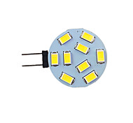 economico -1pc 2 W Luci LED Bi-pin 280 lm G4 9 Perline LED SMD 5730 9-30 V