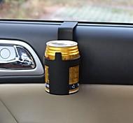 economico -staffa per montaggio su porta portabottiglie acqua per bevande universali per auto