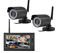 abordables -LITBest 1/4 pouces CMOS Caméra IR / Caméra simulé MPEG4 IP54