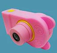 abordables -D600 vlogging Enfant / Adolescent / 1080p / Ultra léger (UL) 32 GB 1080P 4X 3264 x 2448 Pixel Plage / Extérieur / Pique-nique 2 pouce Mode Rafale
