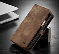 abordables -Etui caseme pour apple iphone 11 / iphone 11 pro / iphone 11 pro max multifonctions portefeuille magnétique avec étui portefeuille en cuir rétro étuis pour téléphone avec porte-cartes