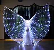 abordables -Accessoires de Danse Ailes d'Isis Femme Utilisation Térylène LED