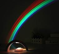 abordables -brelong led arc en ciel nuit lumière couleur amis fête ambiance lumières anniversaire cadeau batterie puissance