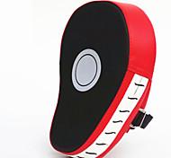 abordables -Mitaines de Boxe Pour Taekwondo Poids léger PVC Noir et rouge