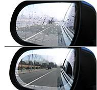 economico -Trasparente Adesivi auto Normale Adesivi specchietto retrovisore Adesivi / Film per auto