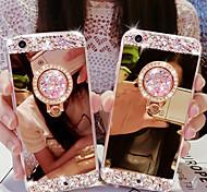 economico -telefono Custodia Per Huawei Per retro Huawei P20 Huawei P20 Pro Huawei P20 lite Huawei P30 Huawei P30 Pro Huawei P30 Lite P10 Plus P10 Lite P10 Huawei P9 Plus Con diamantini Supporto ad anello A