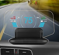 economico -display a colori c1 hd display a colori per auto hud head up display obd2 display a testa gps