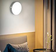 abordables -Veilleuses Lampes de nuit Rechargeable Transport Facile Capteur de corps humain USB 1pc