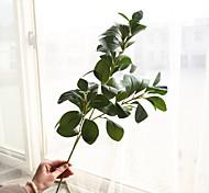 abordables -1 branche plantes artificielles décor à la maison salon table affichage simulation fleurs