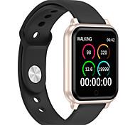 economico -T70 Unisex Intelligente Guarda Intelligente Bracciale Bluetooth Resistente all'acqua Monitoraggio frequenza cardiaca Bluetooth Inteligente Calendario Monitoraggio del sonno Monitoraggio frequenza