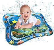 abordables -Piscine Enfant Piscine de gicleurs Piscine gonflable Animal marin Coloré PVC Bébé Nourrisson Fête d'été pour garçons et filles
