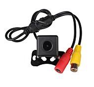 economico -ziqiao universale grandangolo macchina fotografica di retrovisione hd visione notturna retromarcia monitor di parcheggio auto ccd impermeabile 170 gradi