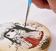 abordables -10 pcs gâteau brosse décoration stylo fda sucre artisanat outil chocolat dessin peinture outils