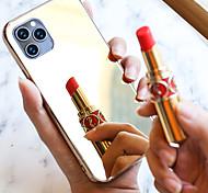 economico -telefono Custodia Per Apple Per retro iPhone 11 iPhone XR iPhone 11 Pro iPhone 11 Pro Max iPhone XS iPhone XS Max iPhone X iPhone 8 Plus iPhone 8 iPhone 7 Plus Resistente agli urti A specchio Ultra
